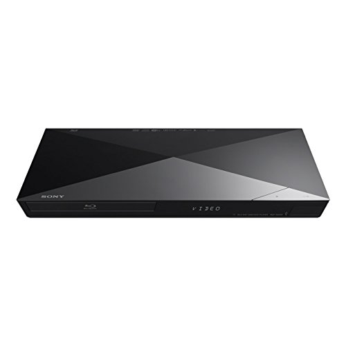 Sony BDP-S6200 Blu-ray-Player (4K Upscaling, Amazon Instant Video, 3D, Super WiFi, High Res Playback, Internet radio, USB) schwarz