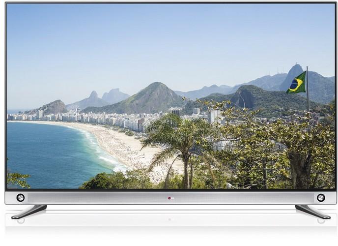 LG 55LA9659 139 cm (55 Zoll) Fernseher (Ultra HD, Triple Tuner, 3D, Smart TV)