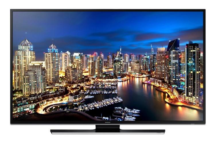 Samsung HU6900 139 cm (55 Zoll) Fernseher (Ultra HD, Triple Tuner, Smart TV)