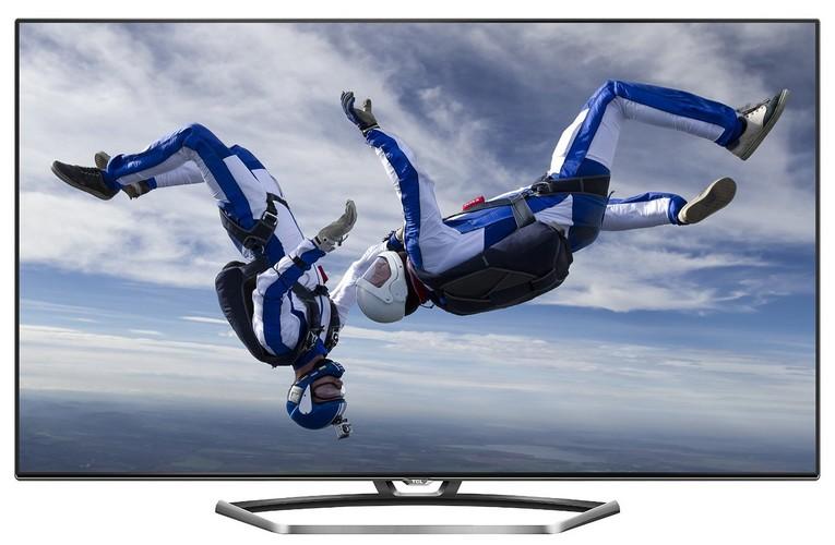 TCL U40S7606DS 102 cm (40 Zoll) Fernseher (Ultra HD, Triple Tuner, 3D, Smart TV)