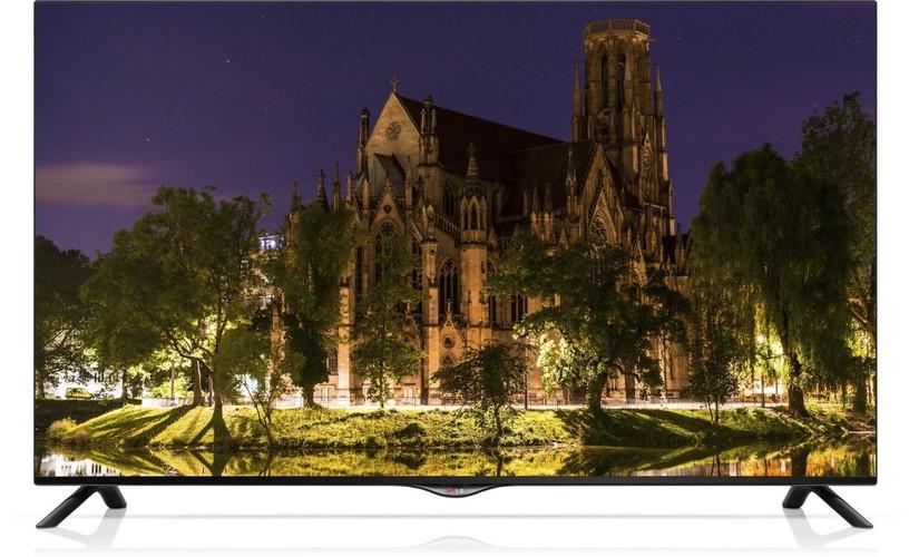 LG 49UB820V 123 cm (49 Zoll) Fernseher (Ultra HD, Triple Tuner, Smart TV)