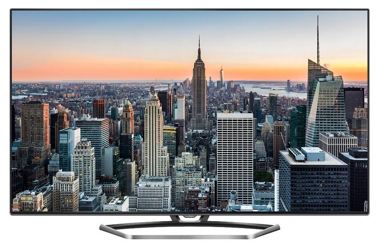 Thomson 42UZ7766 107 cm (42 Zoll) Fernseher (Ultra HD, Triple Tuner, 3D, Smart TV)