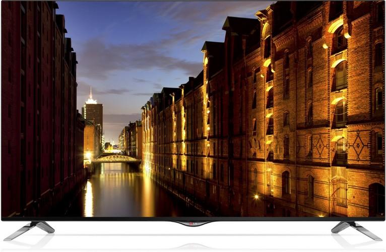 LG 49UB836V 123 cm (49 Zoll) Fernseher (Ultra HD, Triple Tuner, 3D, Smart TV)