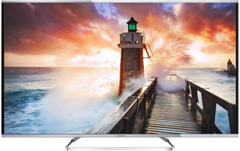 Panasonic Viera TX-40AXW634 102 cm (40 Zoll) Fernseher (Ultra HD, Triple Tuner)