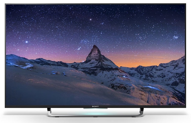 Sony KD-49X8305C 123 cm (49 Zoll) Fernseher (Ultra HD, 2x Triple Tuner, Smart TV)
