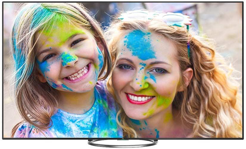 TCL U58S7806S 147 cm (58 Zoll) Fernseher (Ultra HD, Triple Tuner, Smart TV)