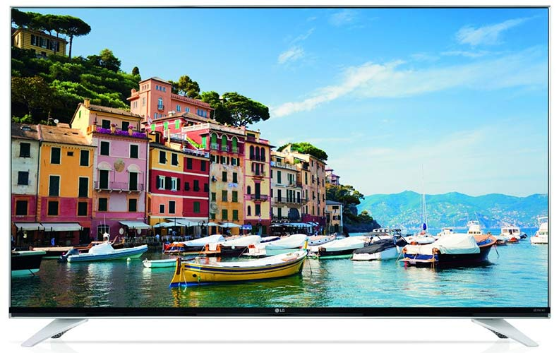 LG 49UF8409 123 cm (49 Zoll) Fernseher (Ultra HD, Triple Tuner, Smart-TV)