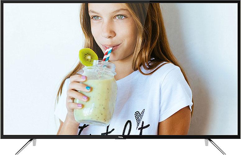 TCL U43P6006 109 cm (43 Zoll) Fernseher (UHD, Triple Tuner, Smart TV)